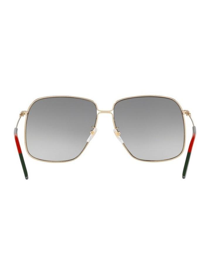 Grey Square Sunglasses GC001179 440158 image 7