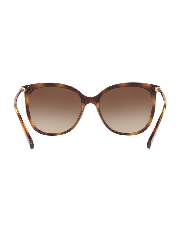 Brown Cat Eye Sunglasses RA5248 439823 image 7