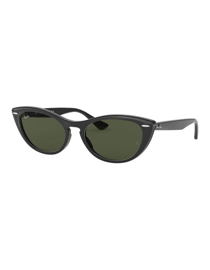 Nina Green Cat Eye Sunglasses 0RB4314N 1521866001 image 1