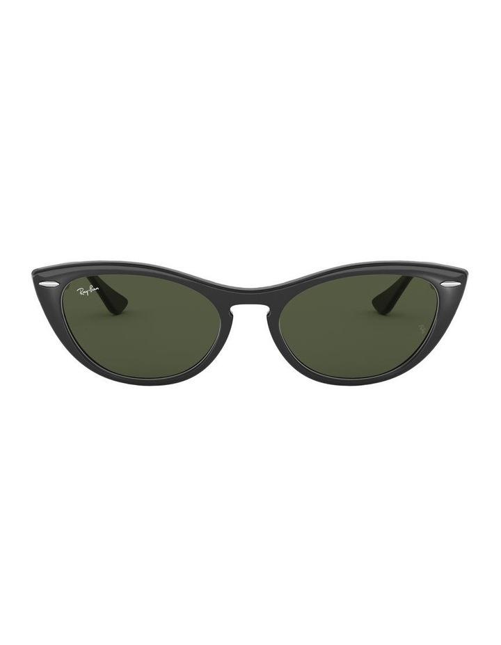 Nina Green Cat Eye Sunglasses 0RB4314N 1521866001 image 2