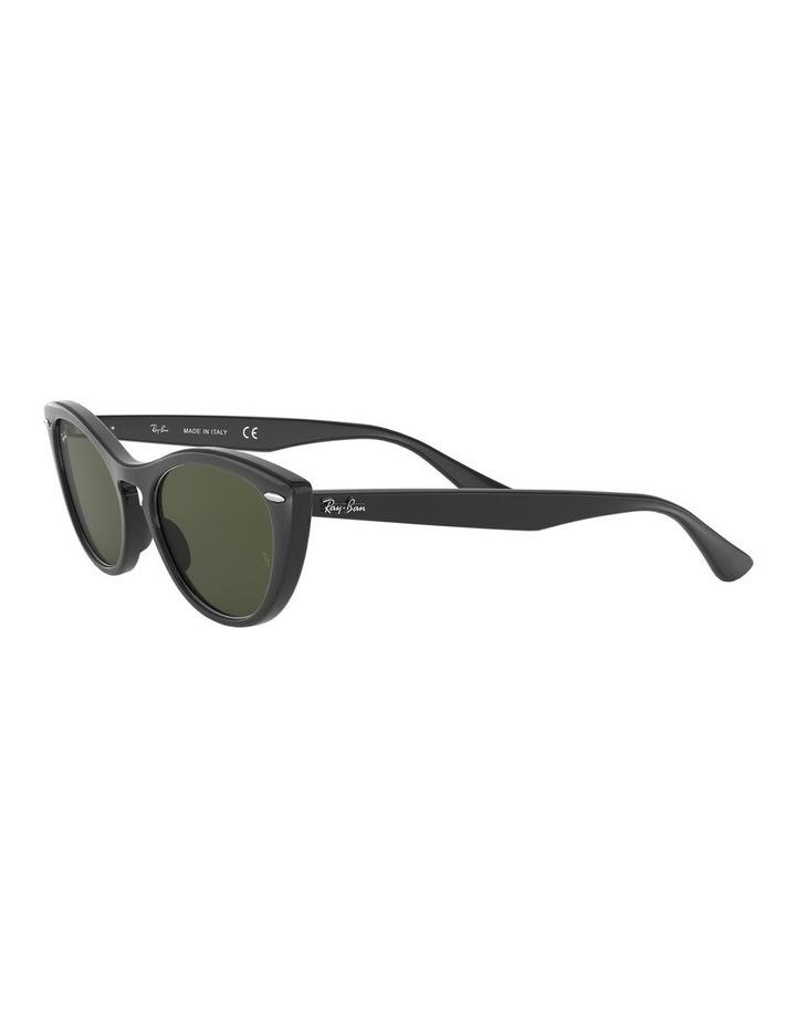 Nina Green Cat Eye Sunglasses 0RB4314N 1521866001 image 3