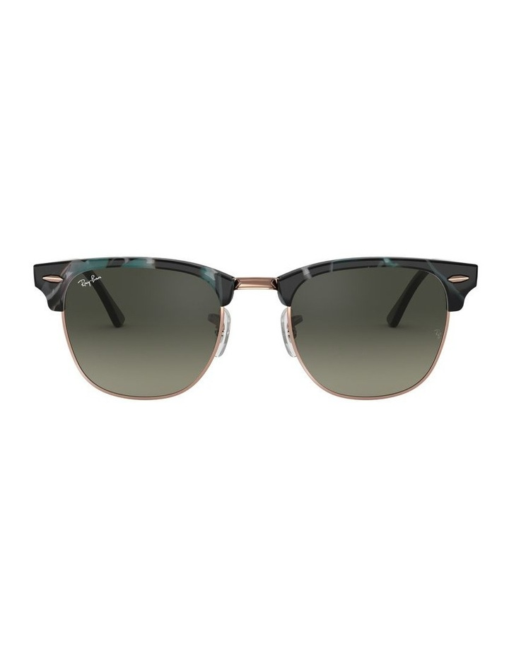 0RB3016F Clubmaster 1519000003 Sunglasses image 2