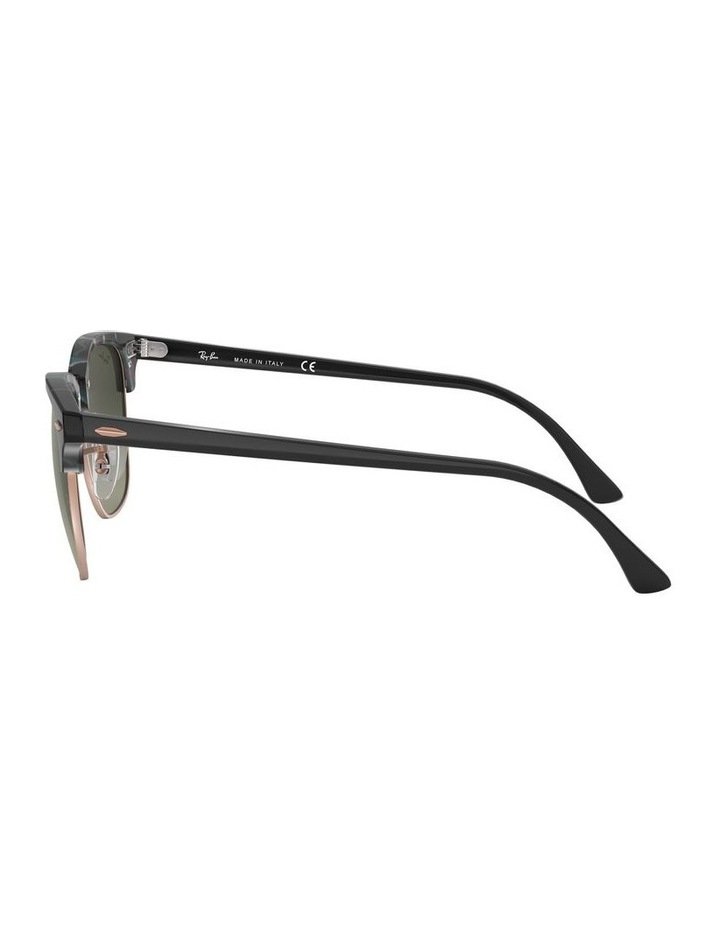 0RB3016F Clubmaster 1519000003 Sunglasses image 4