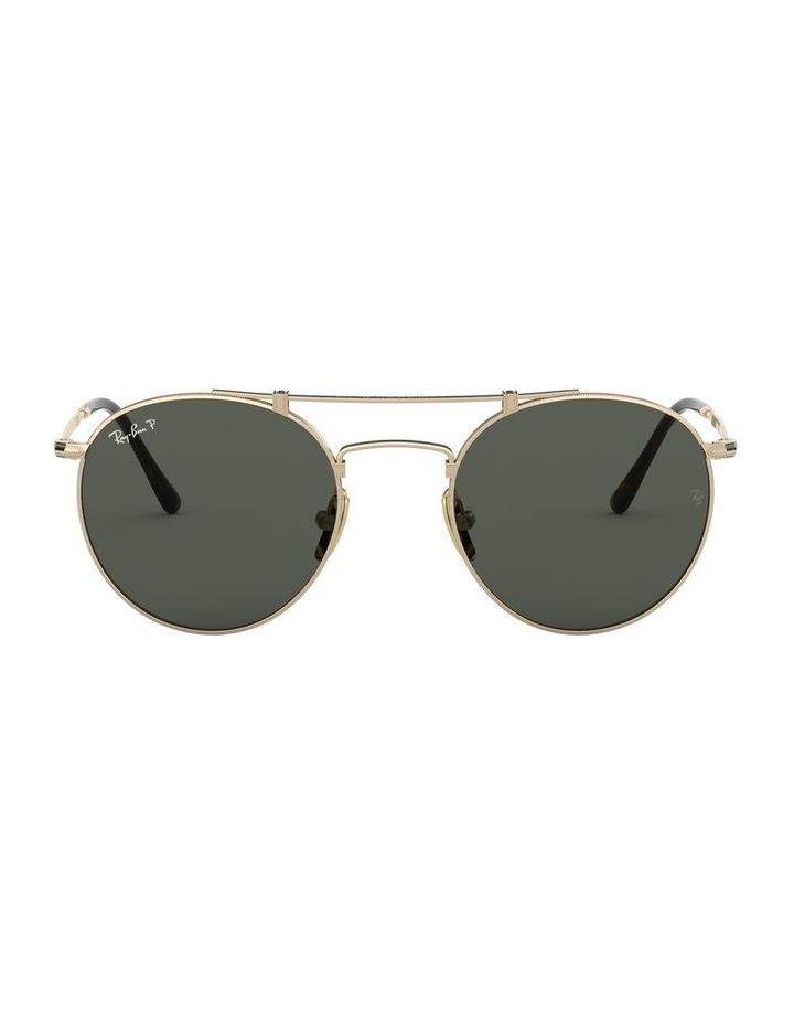 0RB8147M Titanium 1522234001 Polarised Sunglasses image 2