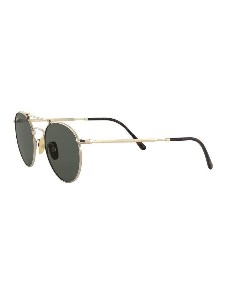 0RB8147M Titanium 1522234001 Polarised Sunglasses image 3