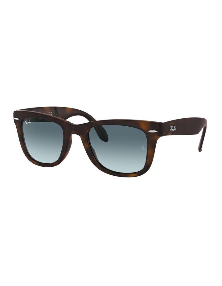 0RB4105 Folding Wayfarer 1062968028 Sunglasses image 1