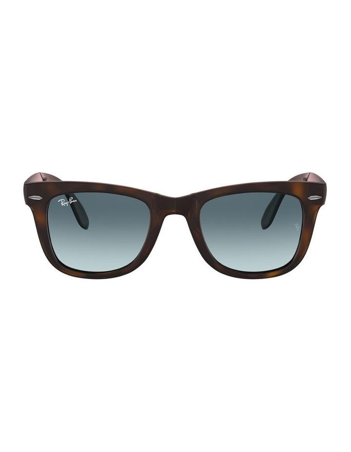 0RB4105 Folding Wayfarer 1062968028 Sunglasses image 2