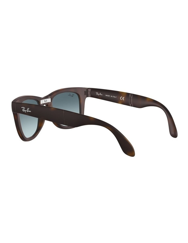 0RB4105 Folding Wayfarer 1062968028 Sunglasses image 5