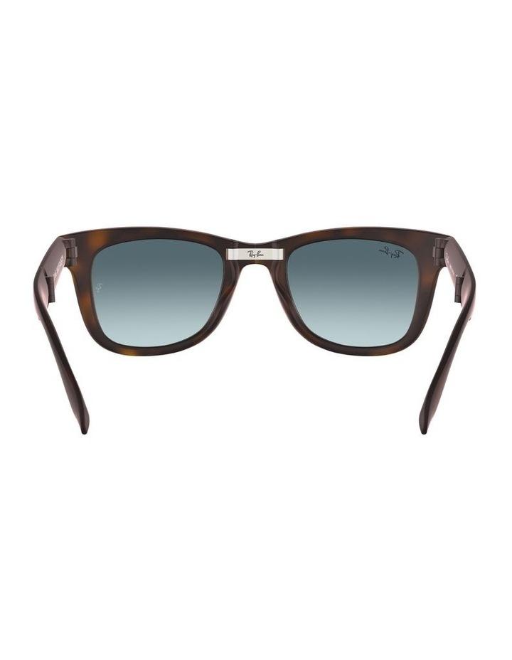 0RB4105 Folding Wayfarer 1062968028 Sunglasses image 7