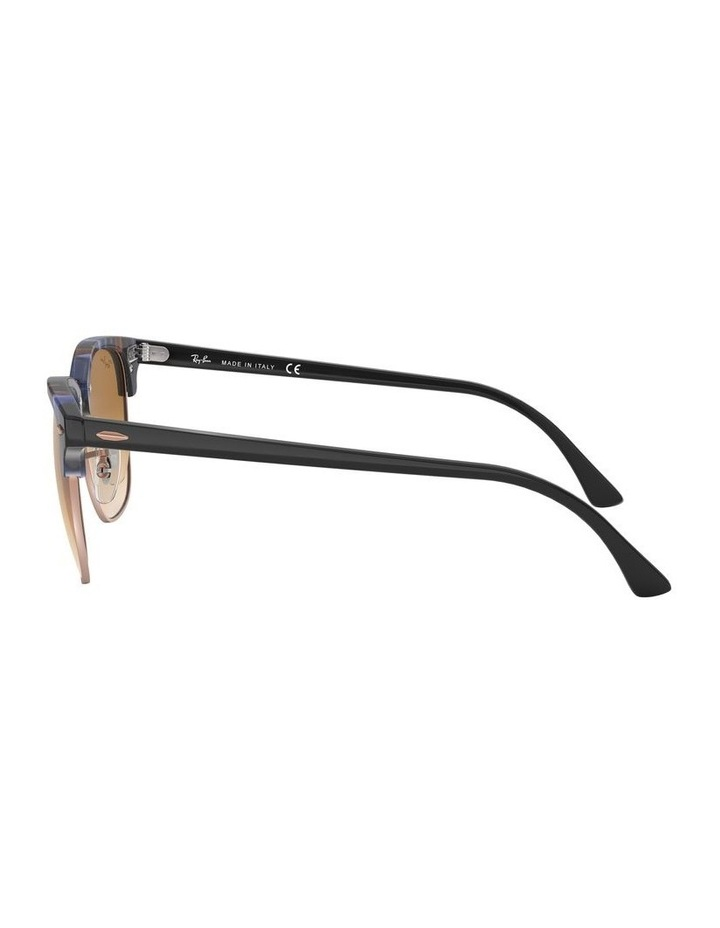0RB3016 Clubmaster 1130305032 Sunglasses image 4