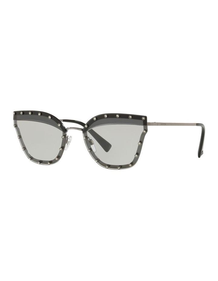 Grey Butterfly Sunglasses VA2028 439572 image 1