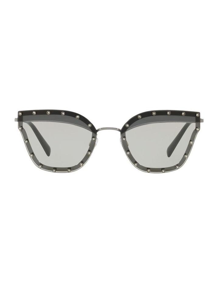 Grey Butterfly Sunglasses VA2028 439572 image 2