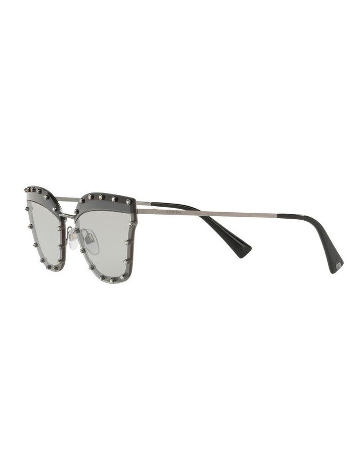 Grey Butterfly Sunglasses VA2028 439572 image 3