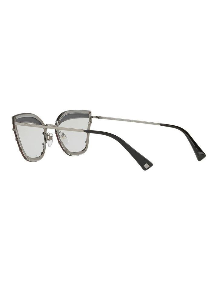 Grey Butterfly Sunglasses VA2028 439572 image 5