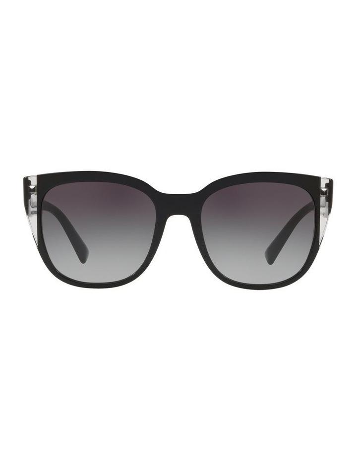 Grey Oval Sunglasses VA4040 439577 image 2