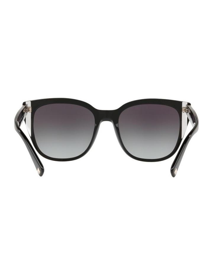 Grey Oval Sunglasses VA4040 439577 image 7