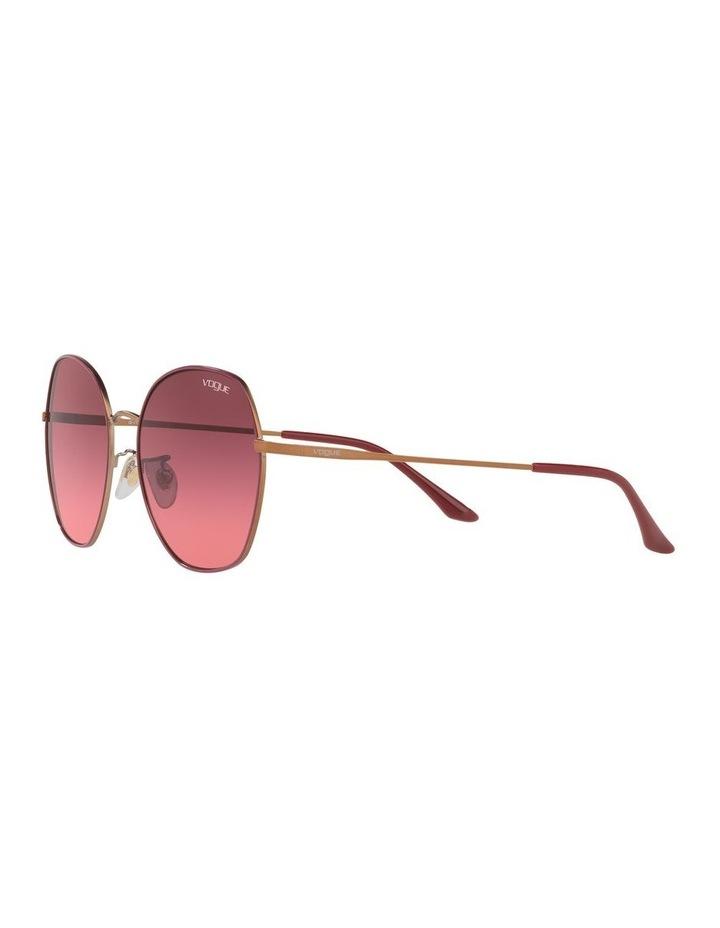 Pink Round Sunglasses VO4115SD 439278 image 3