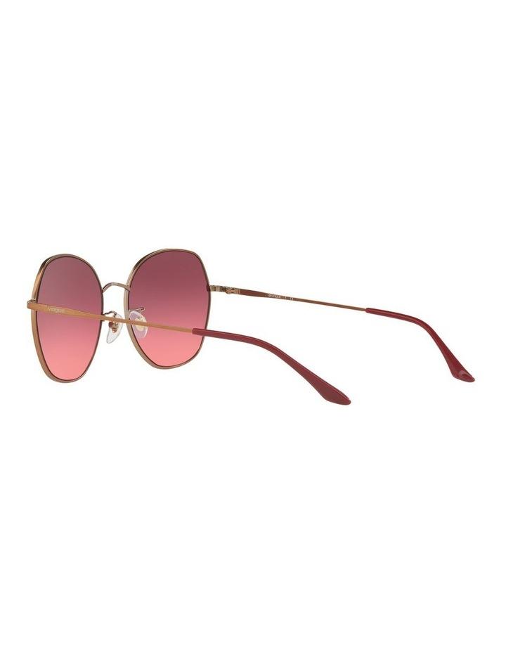 Pink Round Sunglasses VO4115SD 439278 image 5