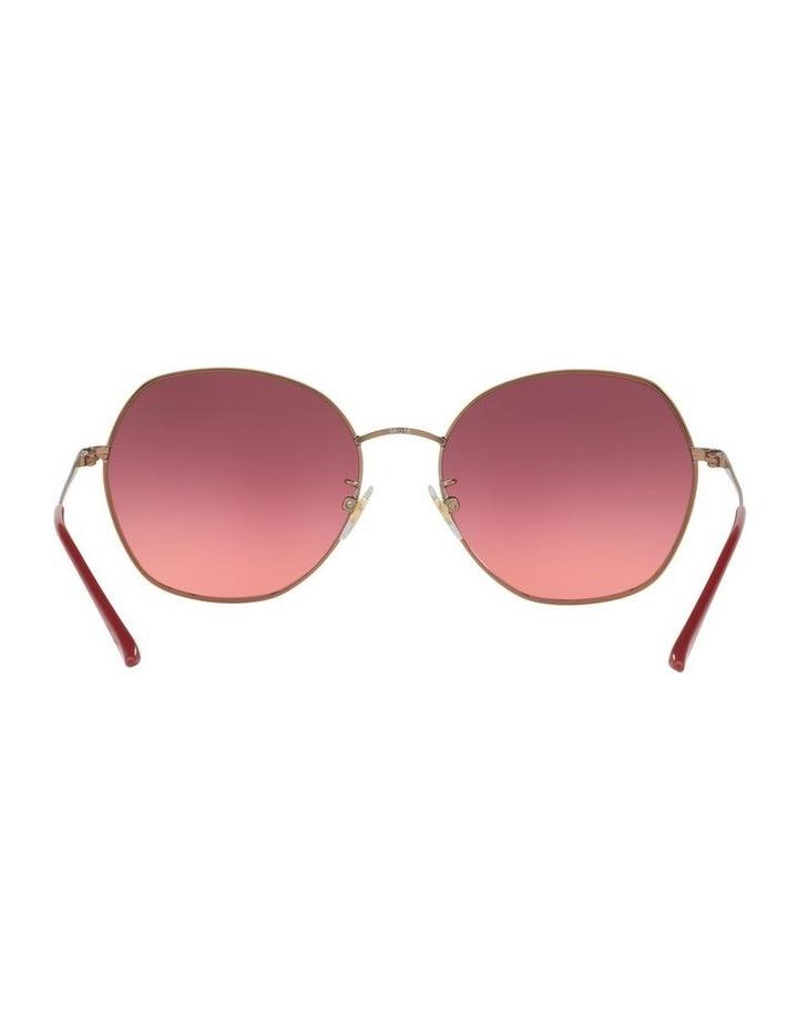 Pink Round Sunglasses VO4115SD 439278 image 7