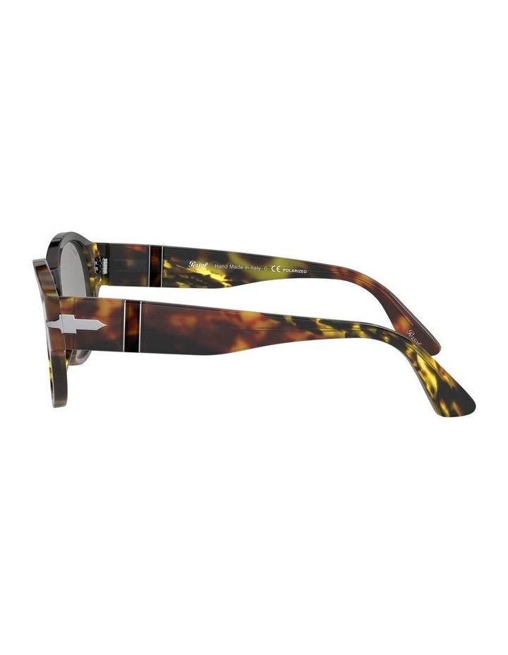 Grey Oval Sunglasses 0PO3230S 1527602001 image 4