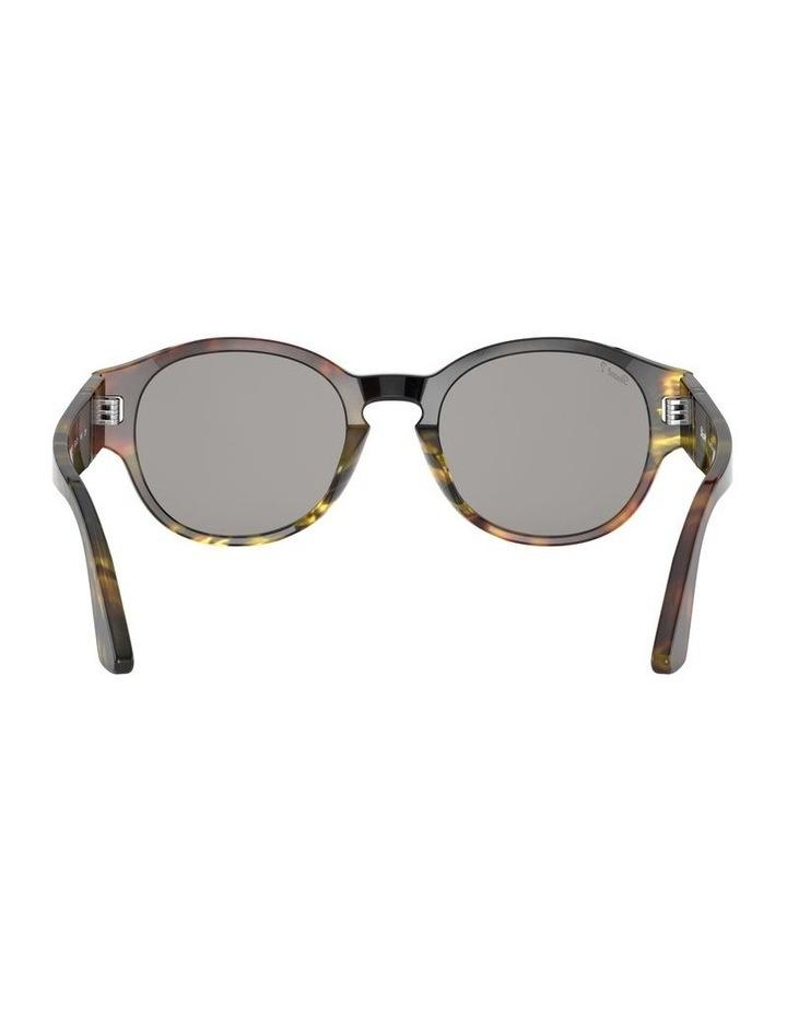 Grey Oval Sunglasses 0PO3230S 1527602001 image 7