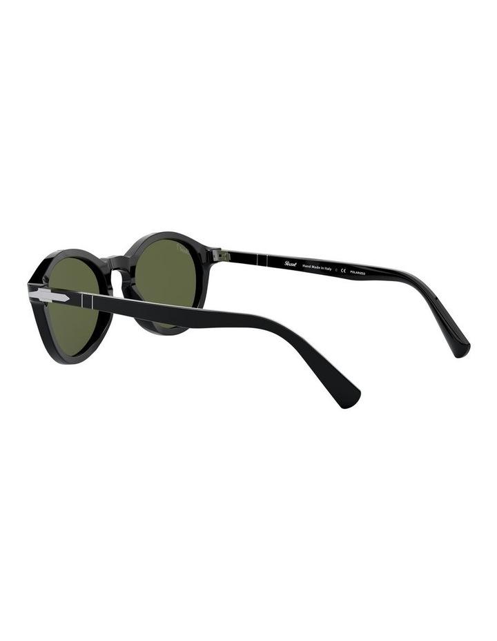 Green Oval Sunglasses 0PO3237S 1527603002 image 5