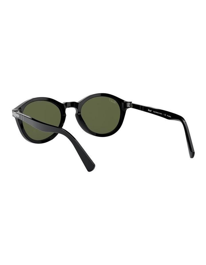 Green Oval Sunglasses 0PO3237S 1527603002 image 6