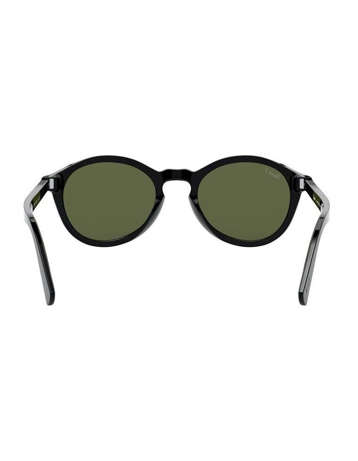 Green Oval Sunglasses 0PO3237S 1527603002 image 7
