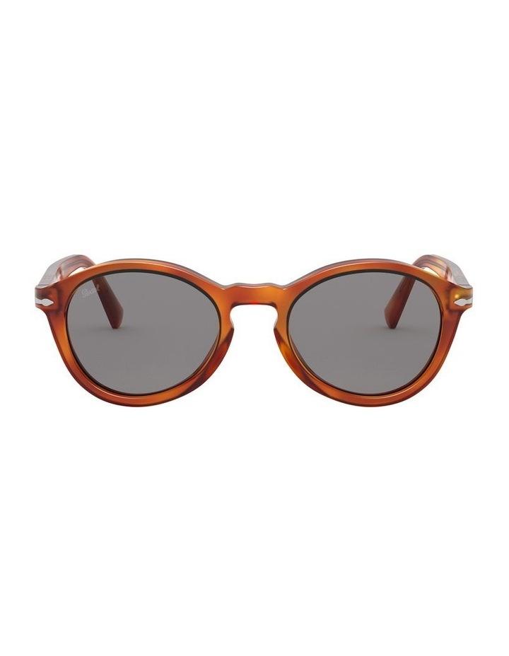 Grey Oval Sunglasses 0PO3237S 1527603003 image 2