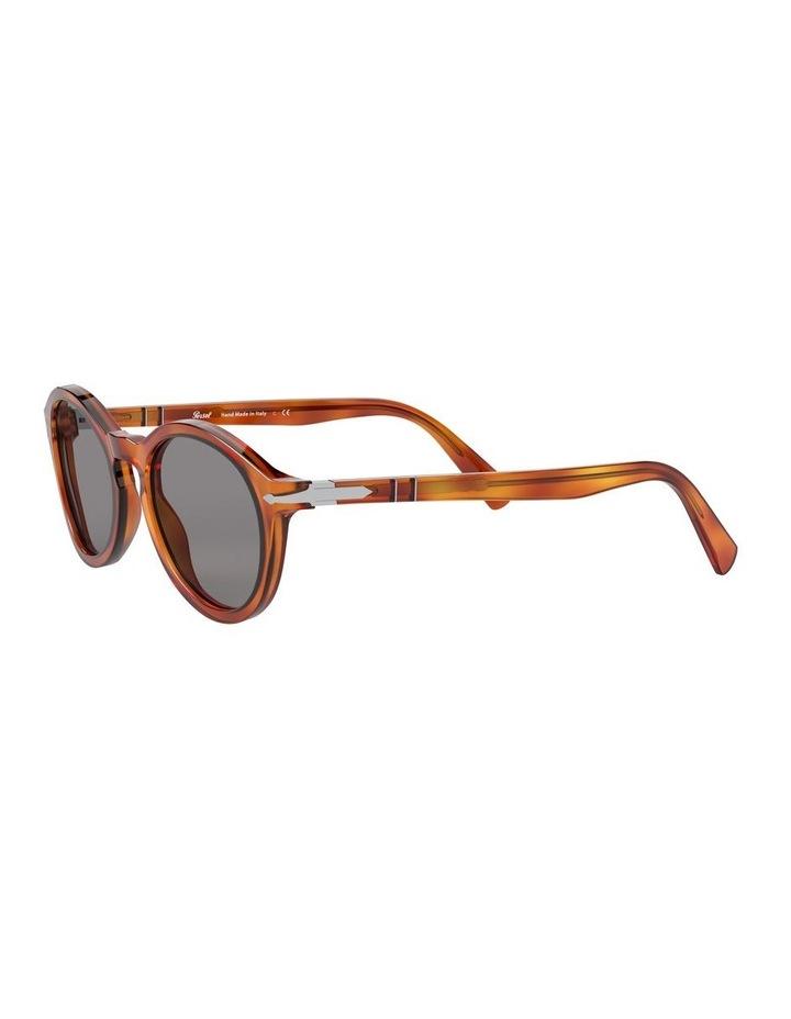 Grey Oval Sunglasses 0PO3237S 1527603003 image 3