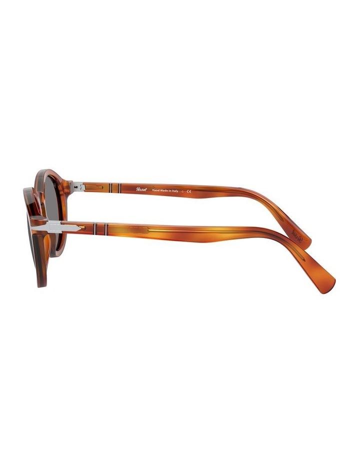 Grey Oval Sunglasses 0PO3237S 1527603003 image 4