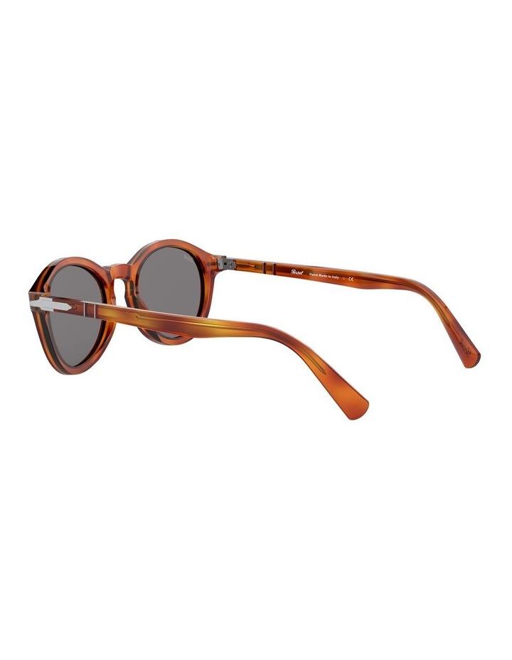 Grey Oval Sunglasses 0PO3237S 1527603003 image 5