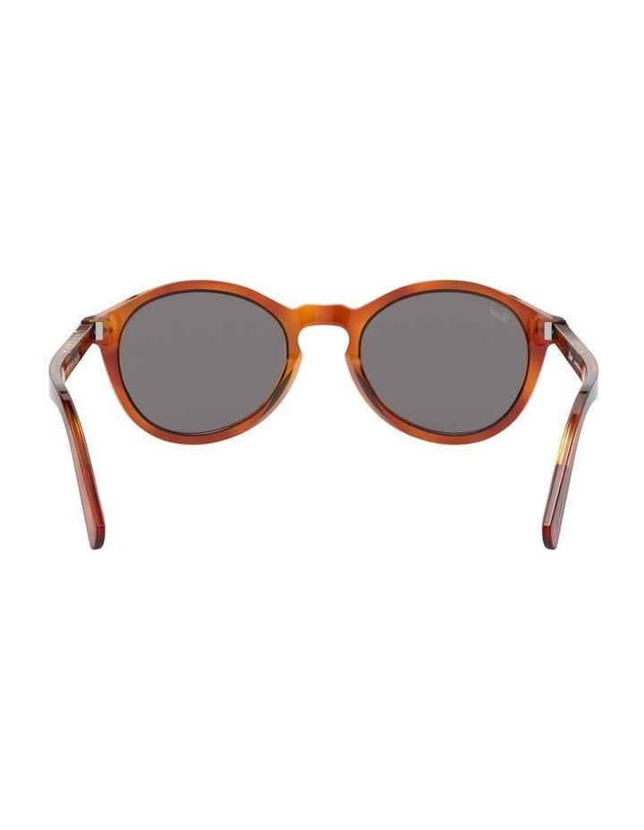 Grey Oval Sunglasses 0PO3237S 1527603003 image 7