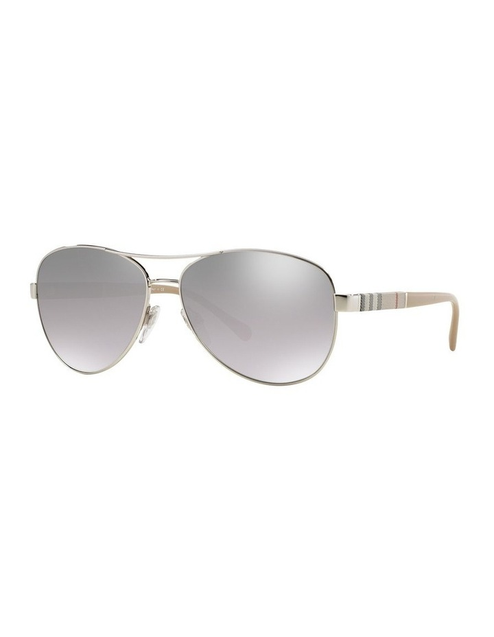 Grey Pilot Sunglasses 0BE3080 1503613003 image 1