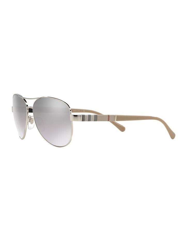 Grey Pilot Sunglasses 0BE3080 1503613003 image 3