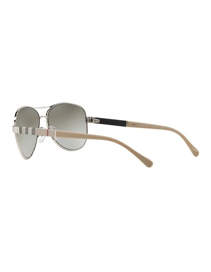 Grey Pilot Sunglasses 0BE3080 1503613003 image 5