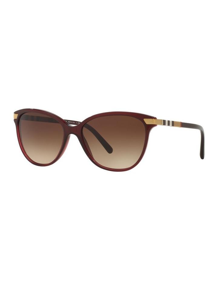 Brown Cat Eye Sunglasses 0BE4216 1510222002 image 1