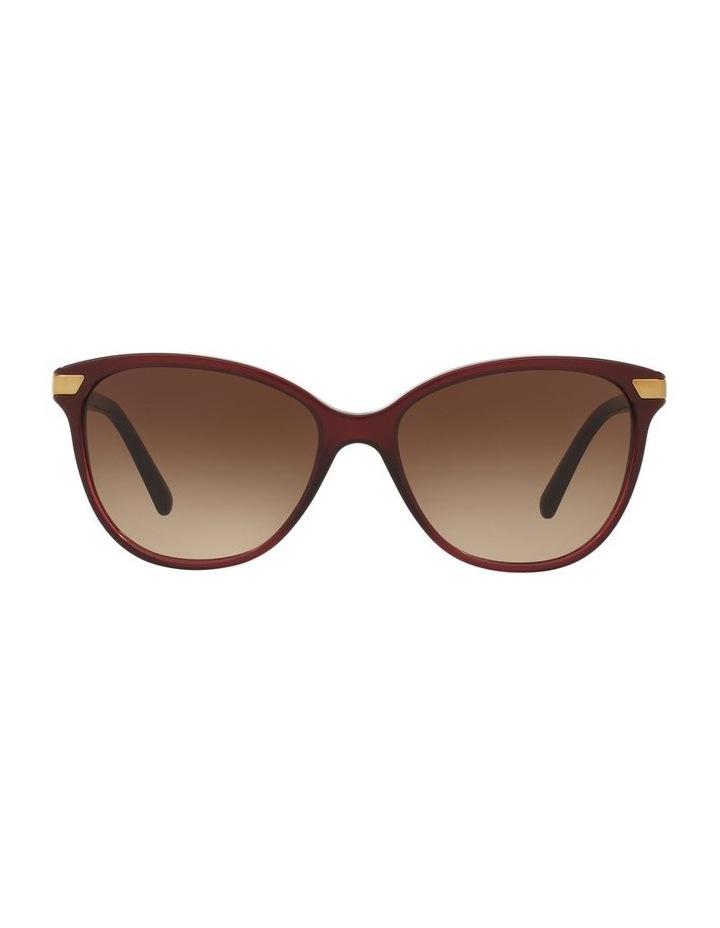 Brown Cat Eye Sunglasses 0BE4216 1510222002 image 2
