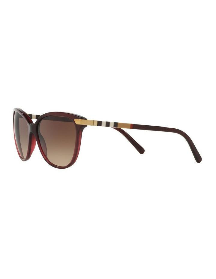 Brown Cat Eye Sunglasses 0BE4216 1510222002 image 3
