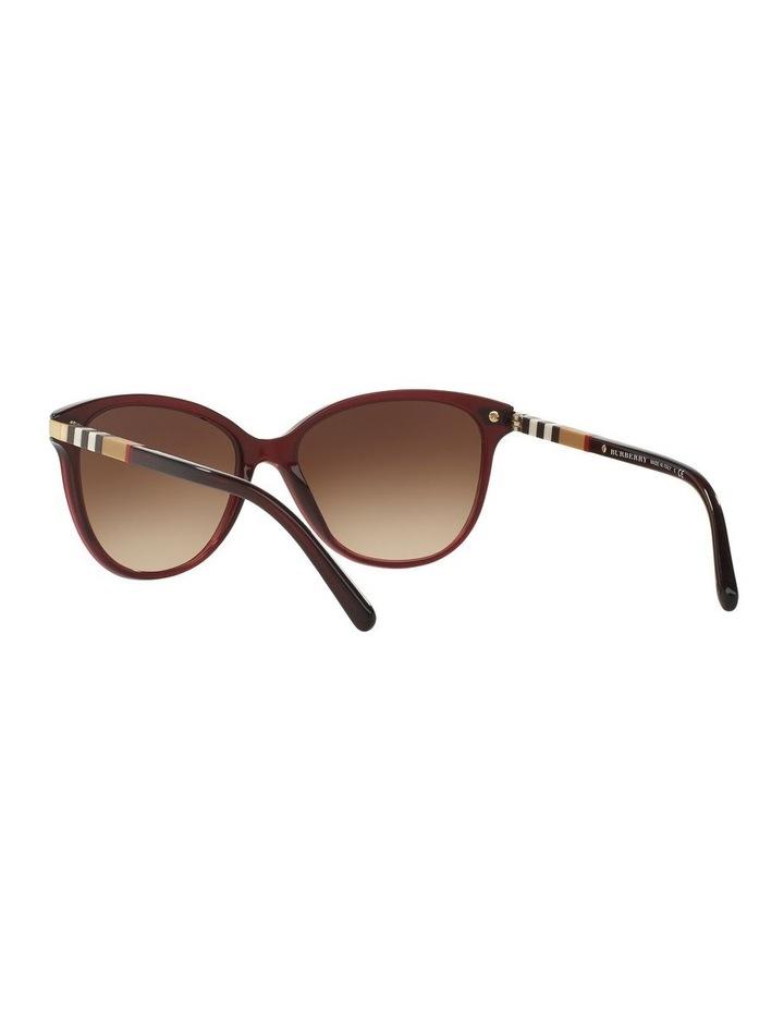 Brown Cat Eye Sunglasses 0BE4216 1510222002 image 6