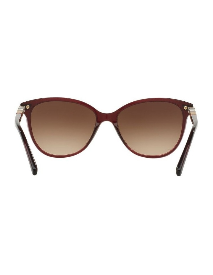 Brown Cat Eye Sunglasses 0BE4216 1510222002 image 7