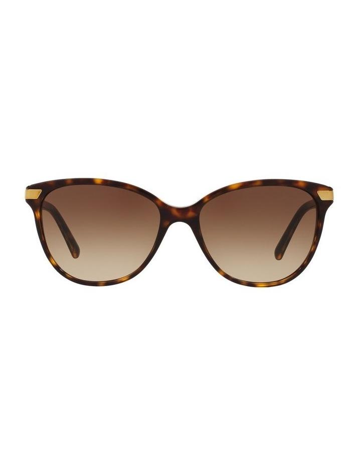 Brown Cat Eye Sunglasses 0BE4216 1510222004 image 2