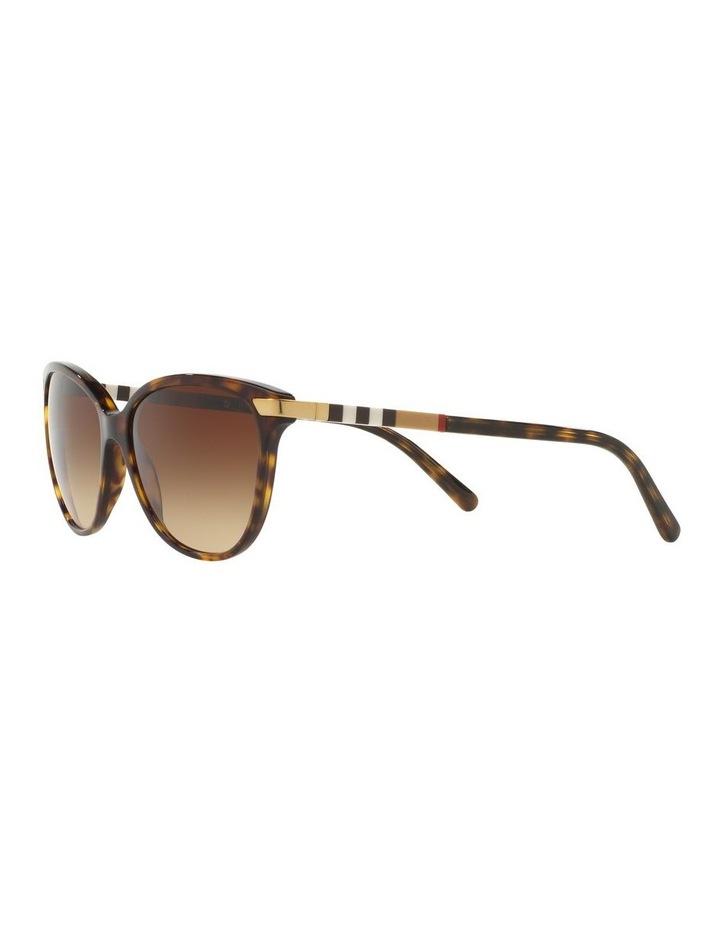 Brown Cat Eye Sunglasses 0BE4216 1510222004 image 3