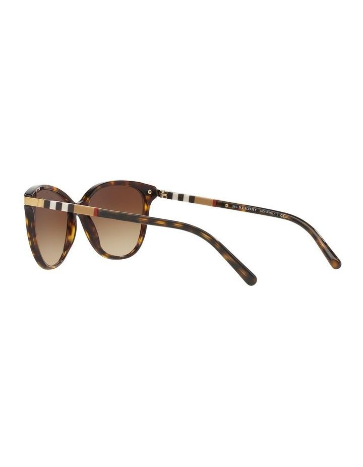 Brown Cat Eye Sunglasses 0BE4216 1510222004 image 5