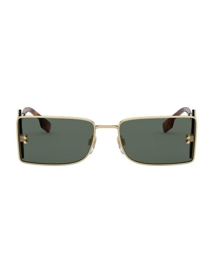 Green Rectangle Sunglasses 0BE3110 1524645001 image 2