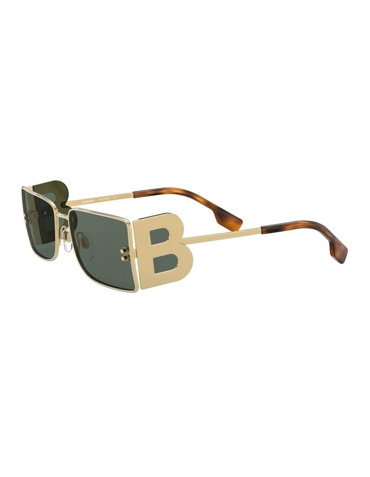 Green Rectangle Sunglasses 0BE3110 1524645001 image 3
