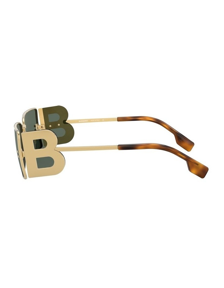 Green Rectangle Sunglasses 0BE3110 1524645001 image 4