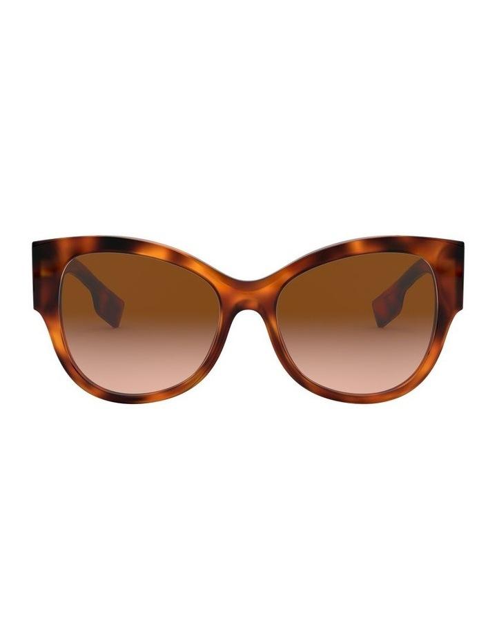 Brown Cat Eye Sunglasses 0BE4294 1524647003 image 2