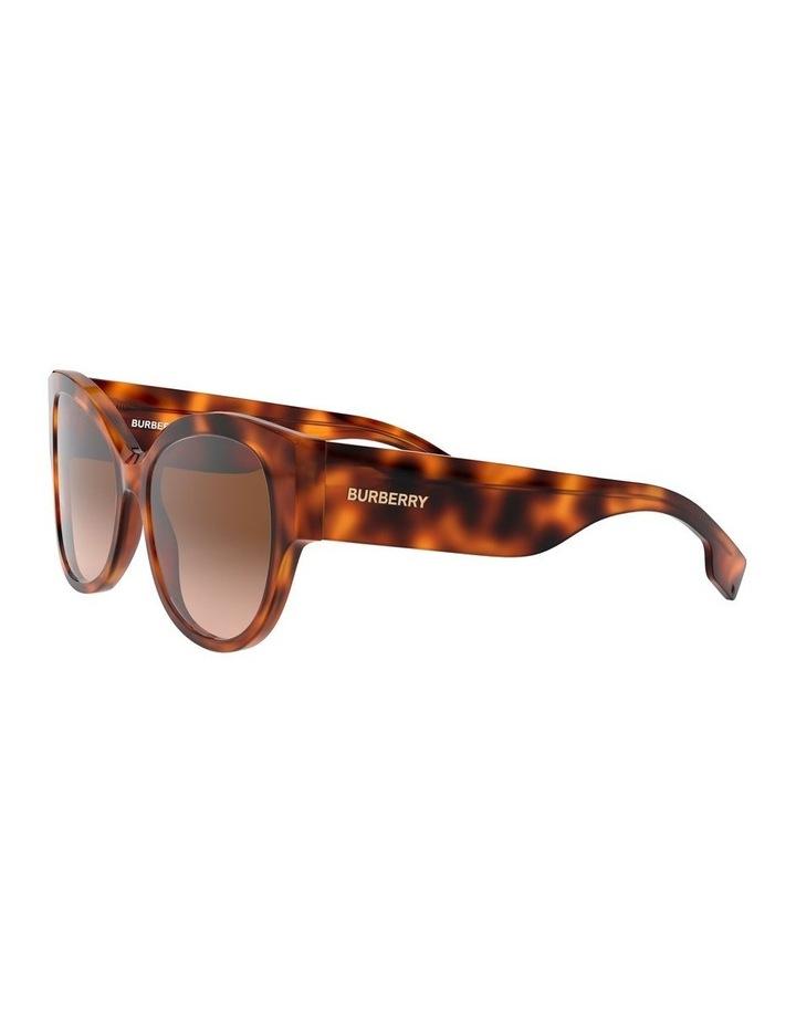 Brown Cat Eye Sunglasses 0BE4294 1524647003 image 3