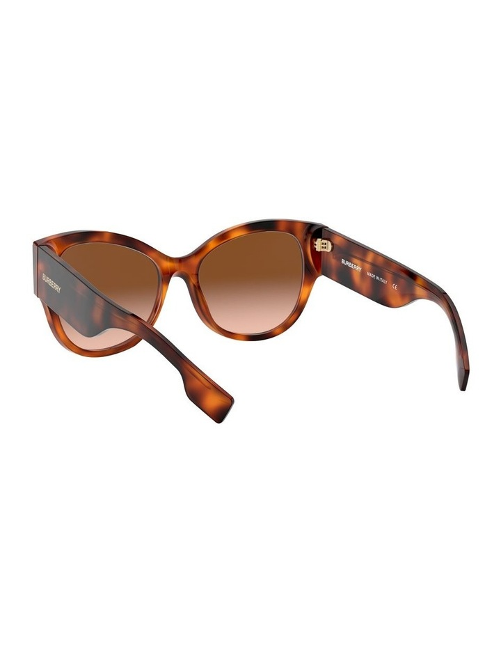 Brown Cat Eye Sunglasses 0BE4294 1524647003 image 6